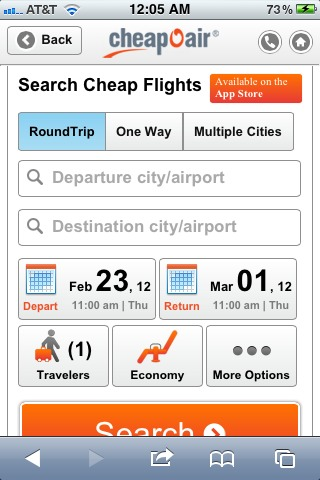 How to Get a Cheapoair Promo Code Cheapoair coupons can make already affordable flights that much cheaper. Most Cheapoair deals are for a dollar amount off your flight, car rental, or hotel.